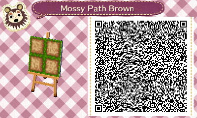 Mossy Path Brown