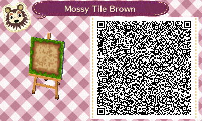 Mossy Tile Brown