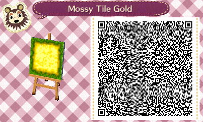 Mossy Tile Gold