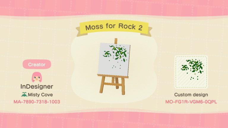 Moss for Rock 2