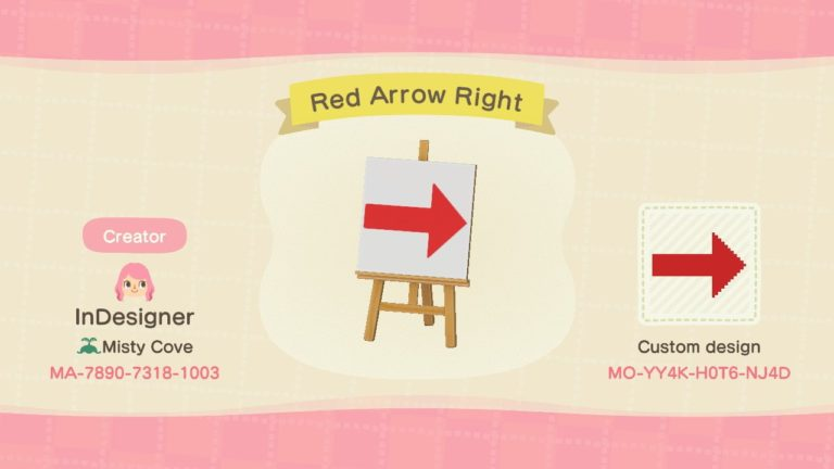 Red Arrow Right