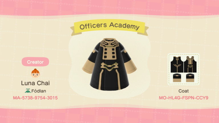 FE3H Officers Academy