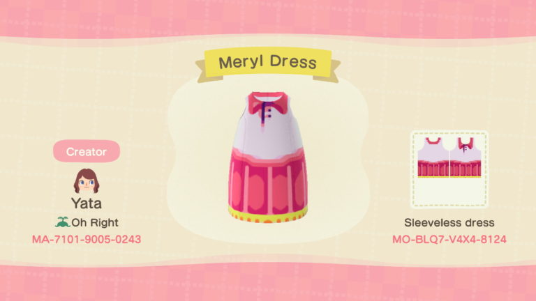 Oddity Meryl Dress