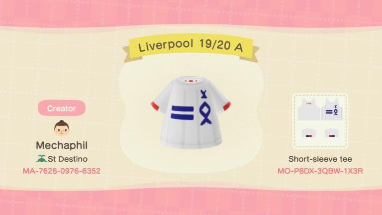 Liverpool 19/20 Away