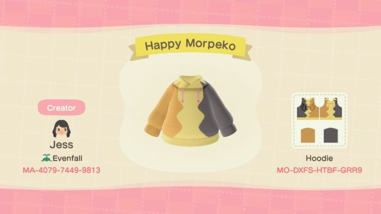 Happy Morpeko