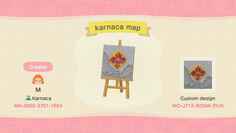 karnaca jewel of the south map
