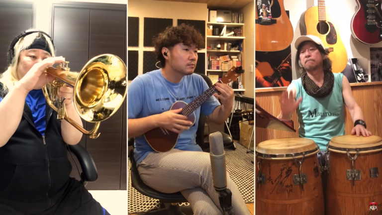 Check out this AMAZING virtual performance of the Animal Crossing: New Horizons Main Theme!