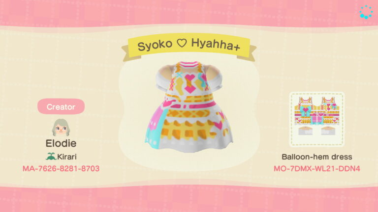 Syoko ♡ Hyahha+ (other skin tones under maker ID)