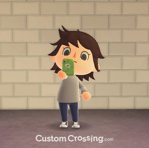 Animal Crossing: New Horizons Take a Picture Reaction